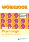 Image for OCR A2 psychologyUnit G543,: Forensic psychology : Unit G543 : Workbook