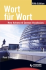 Image for Wort fèur Wort  : new advanced German vocabulary