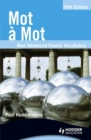 Image for Mot áa mot  : new advanced French vocabulary