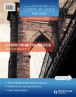 Image for A view from the bridge, Arthur Miller: Teacher resource pack