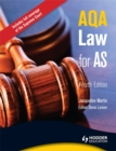 Image for AQA law for AS