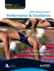 Image for BTEC level 3 national sport: Performance & excellence : Level 3