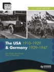 Image for The USA 1910-1929 & Germany 1929-1947