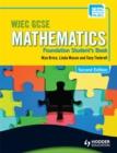 Image for WJEC GCSE mathematics: Foundation student's book