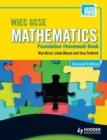 Image for WJEC GCSE mathematics: Foundation homework book