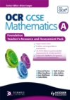 Image for OCR GCSE mathematics AFoundation teacher's resource and assessment pack : Foundation Teacher and Assessment Pack
