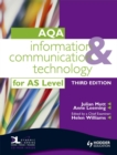Image for AQA information & communication technology for AS level.