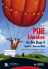 Image for PSHE education for key stage 4: Teacher's resource book