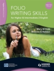 Image for Personal writing skills for Higher and Intermediate 2 English
