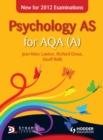 Image for Psychology AS for AQA (A)