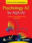 Image for Psychology A2 for AQA (A)