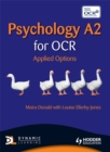 Image for Psychology A2 for OCR  : applied options