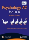 Image for Psychology A2 for OCR: applied options