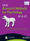 Image for OCR research methods for psychology AS & A2