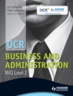 Image for OCR business and administration NVQ level 2