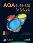 Image for AQA business for GCSE.: (Applied options)