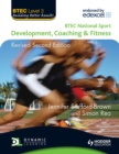 Image for BTEC level 3 National sport.: (Development, coaching & fitness)