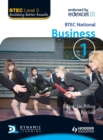 Image for BTEC national business. : 1