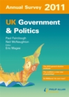 Image for UK government and politics annual survey 2011