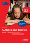Image for PYP Springboard Teacher's Manual: Authors and Stories