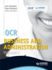 Image for OCR business and administrationNVQ level 3