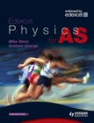 Image for Edexcel physics for AS