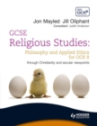 Image for Philosophy and applied ethics for OCR B: through Christianity and secular viewpoints