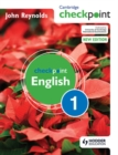 Image for Checkpoint English. : 1