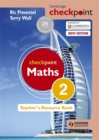 Image for Cambridge Checkpoint Maths Teacher's Resource Book 2