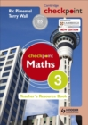 Image for Cambridge Checkpoint Maths Teacher's Resource Book 3