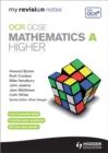Image for OCR GCSE mathematics AHigher