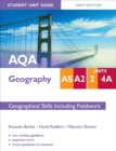 Image for AQA AS/A2 geographyUnits 2/4A,: Geographical skills including fieldwork