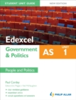 Image for Edexcel AS government & politicsUnit 1,: People and politics