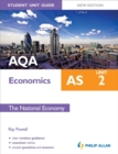 Image for AQA AS economicsUnit 2,: The national economy