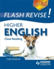 Image for How to pass flash revise higher English
