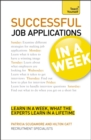 Image for Successful job applications in a week
