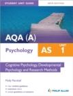 Image for AQA(A) AS psychologyUnit 1,: Cognitive psychology, developmental psychology and research methods