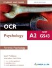 Image for OCR A2 psychologyUnit G543,: Forensic psychology