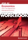 Image for AQA AS economicsUnit 4,: The national and international economy