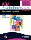 Image for AQA psychology for GCSE.: (Understanding psychology.)