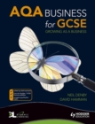 Image for AQA business for GCSE.: (Growing as a business)