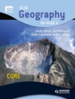 Image for GCSE Geography for WJEC A.: (Core)