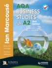 Image for AQA business studies for A2