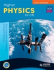 Image for Higher physics for revised Higher & CfE with answeres