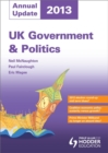 Image for UK government & politics  : annual update 2013