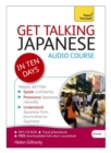 Image for Get talking Japanese in ten days  : audio course