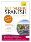 Image for Get talking Spanish in ten days