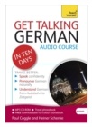 Image for Get talking German in ten days  : audio course