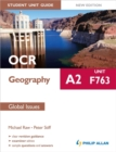 Image for OCR A2 geographyUnit F763,: Global issues
