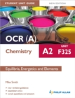 Image for OCR(A) A2 chemistryUnit F325,: Equilibria, energetics and elements